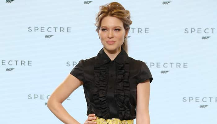 New Bond babe Lea Seydoux comes with a juicy topless past