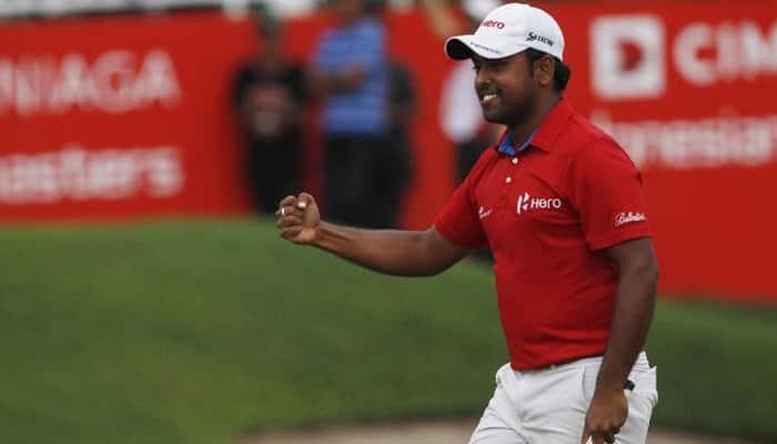 Anirban Lahiri eyes breakthrough at Thailand golf Championship