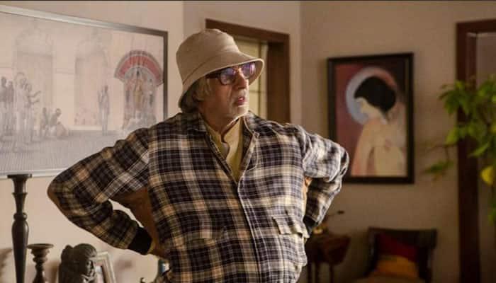 Amitabh Bachchan wraps up 'Piku' shoot