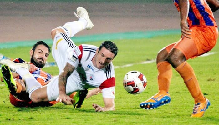 ISL: NorthEast United's James Keene suspended for two matches