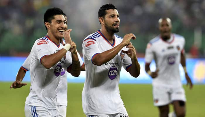 ISL: FC Goa thrash Chennaiyin FC 3-1 to seal semi-final berth