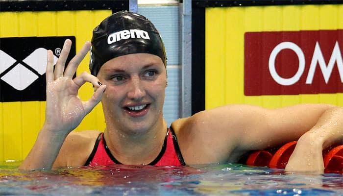 Katinka Hosszu sets two world records on same night