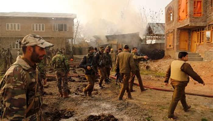 Pakistan-backed militants strike J&K; 11 security men, 2 civilians, 8 militants dead