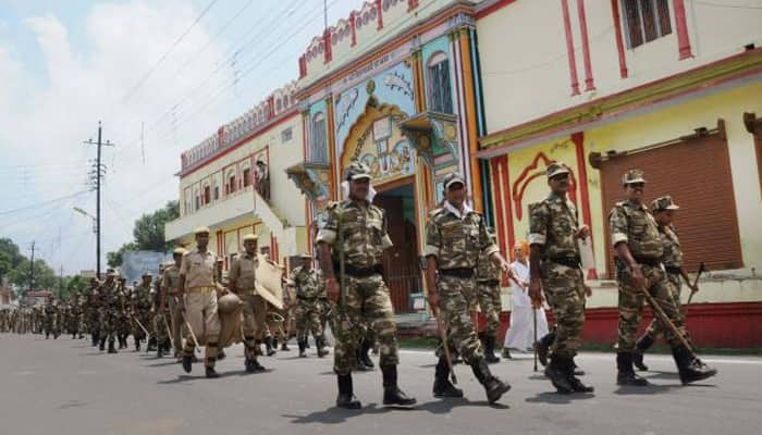 Security beefed up in Ayodhya on Babri Masjid demolition anniversary