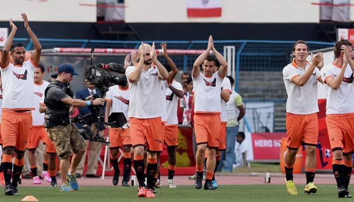Gustavo dos Santos strike keeps Delhi Dynamos in hunt for ISL semis