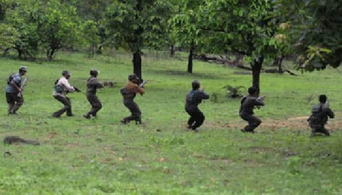 Anti-Naxal ops: Additional 11,000 securitymen for Bastar