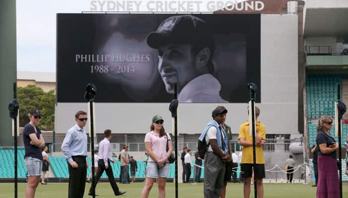 Phillip Hughes final touching text to best friend was 'love you, miss you'