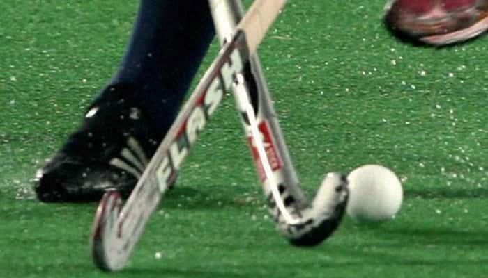 Indian junior men's hockey team beat Japan 7-0
