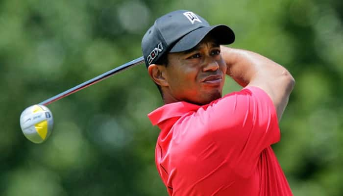 Tiger Woods happy with progress but lots of work to do