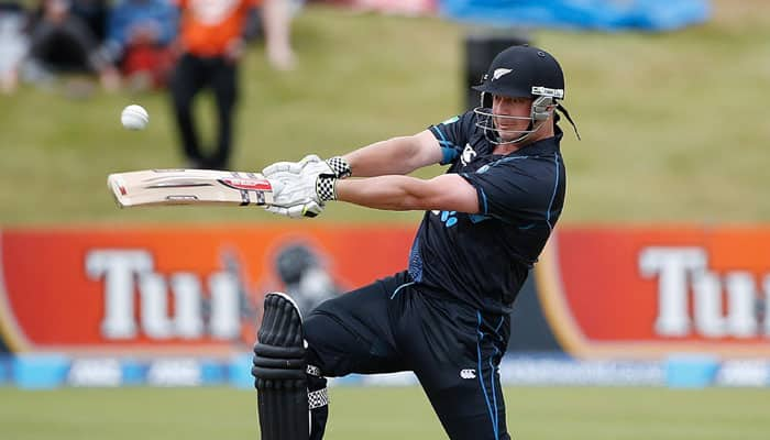 Jesse Ryder not in New Zealand`s World Cup plans