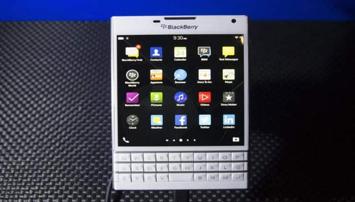 BlackBerry, NantHealth launch cancer genome browser
