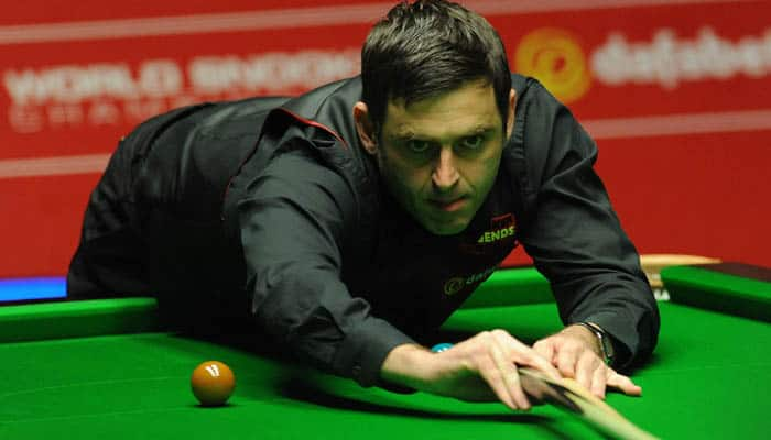 Ronnie O`Sullivan relieved after trumping Trump