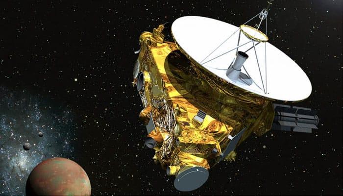 NASA's New Horizons spacecraft awakens for encounter with Pluto