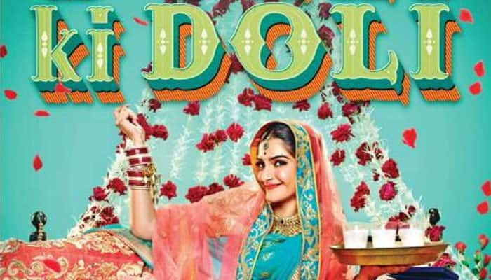Watch: Quirky motion poster from Sonam Kapoor's `Dolly Ki Doli`