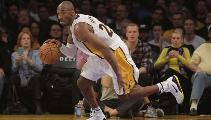 Kobe Bryant says Michael Jordan's scoring mark not on his mind