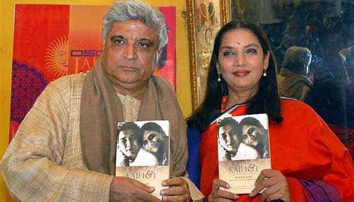 Shabana Azmi, Javed Akhtar celebrate 30th wedding anniversary