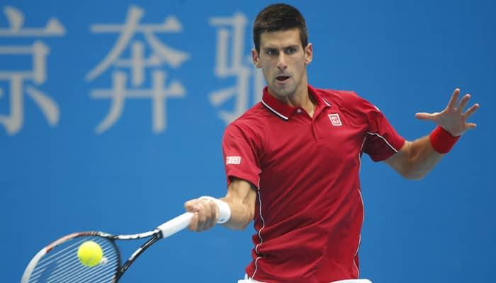 New crop threatens ''Big Four'' hegemony, says Novak Djokovic