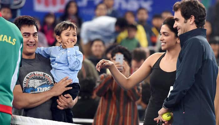 Roger Federer wants to watch Aamir Khan's 'PK'