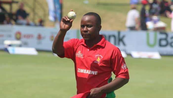 Prosper Utseya allowed to bowl only slow-medium deliveries