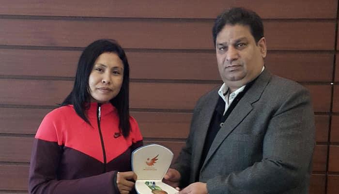 Sarita Devi finally gets her Asian Games bronze medal