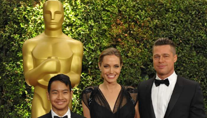 Brad Pitt anxious over children getting tattoos: Angelina Jolie
