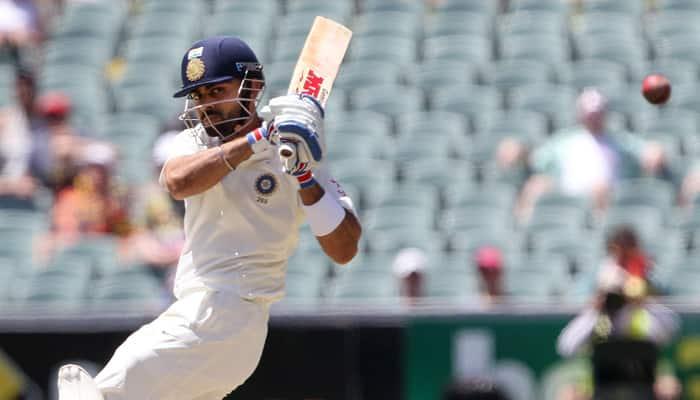 1st Test, Day 3: Virat Kohli hits ton on captaincy debut as India fight back against Oz