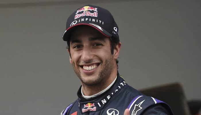 Daniel Ricciardo targets world title