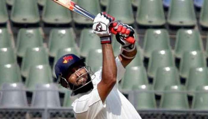 Wasim Jaffer out with injury for Mumbai's next two Ranji Trophy games