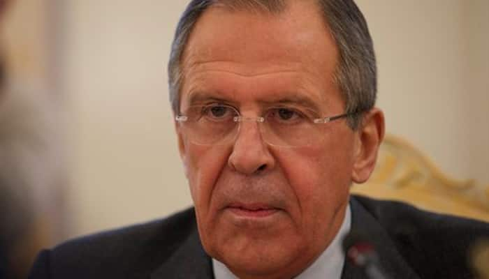 Russia's Lavrov says peace talks in Ukraine needed swiftly