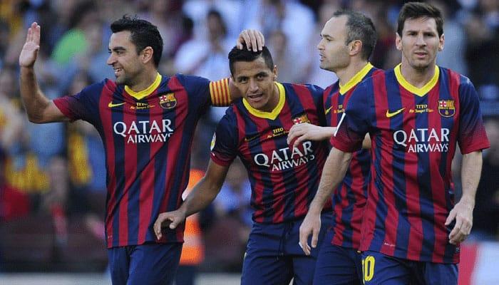 Unpredictability is key for Barcelona, says Luis Enrique