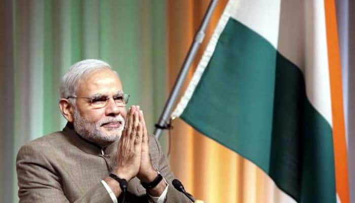PM Narendra Modi pays tributes to martyrs of 2001 Parliament attack