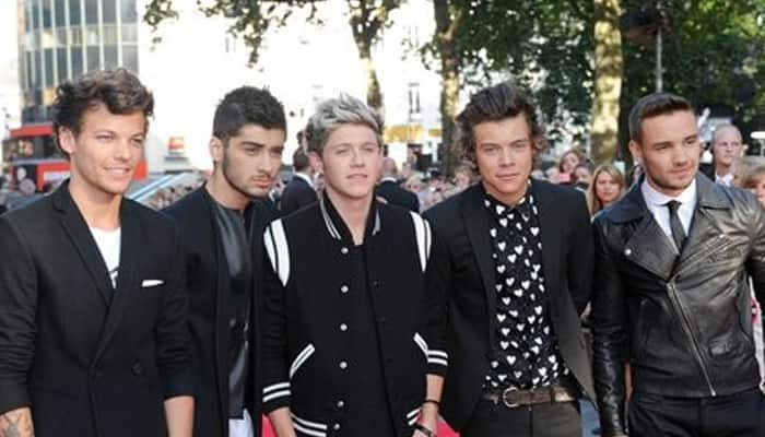 'One Direction' not annoyed with no Grammy nomiantion
