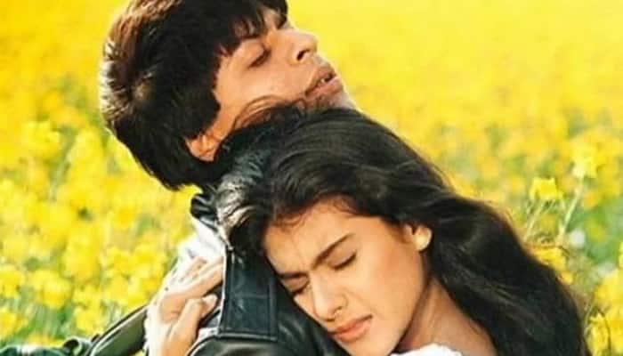 SRK, Kajol relive DDLJ moments as film celebrates 1000 weeks