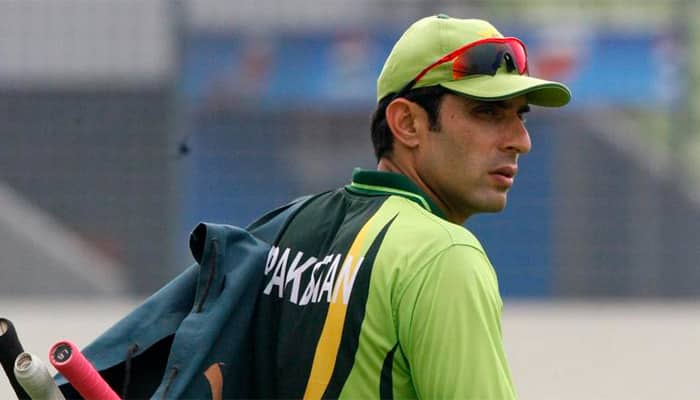Misbah-ul Haq in doubt for third New Zealand ODI