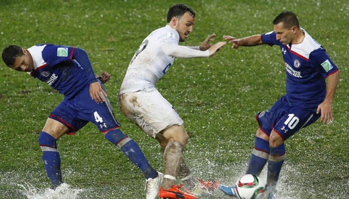 Nine-man Sydney suffer Club World Cup heartache