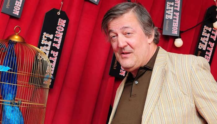 Stephen Fry thinks he was 'fool' rather than 'victim' during drug yrs