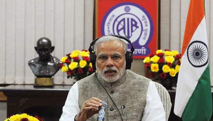 Modi's 'Mann Ki Baat': Drug money funding terror, shun habit, PM urges youth