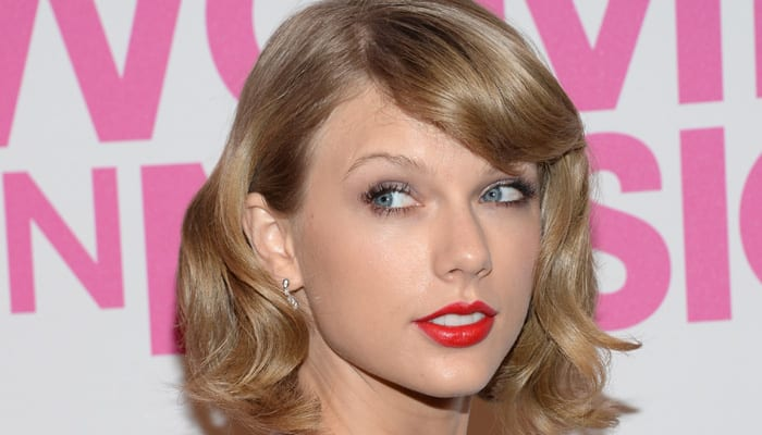 Taylor Swift's star-studded 25th birthday party