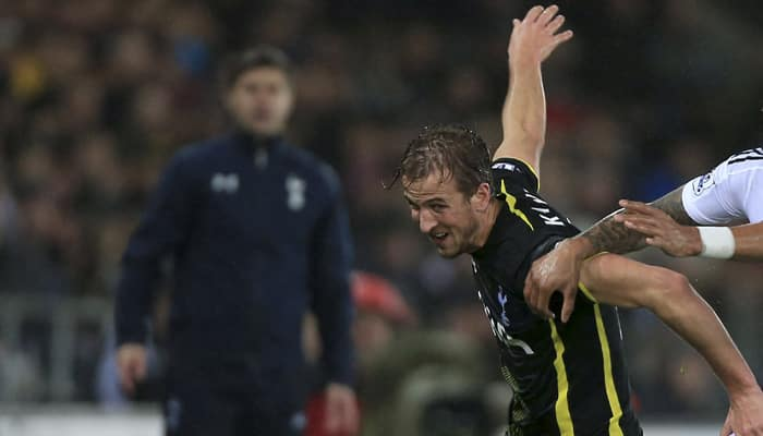 Harry Kane the local hero is on target again for Tottenham Hotspur