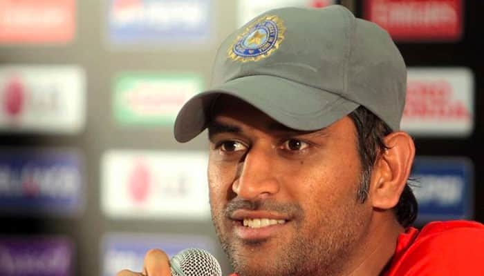 MS Dhoni to lead India in second Test