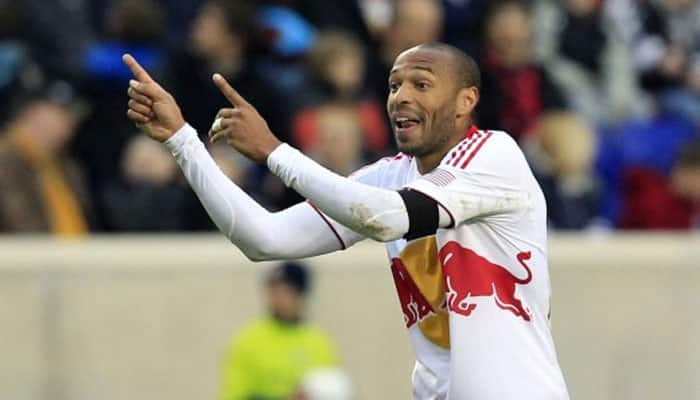 Football world hail legend Thierry Henry on Twitter