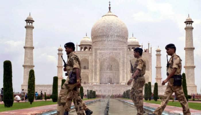 Ahead of Obama visit, US security team visits Agra