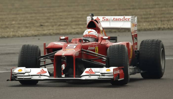 Ferrari wield axe in structural shake-up