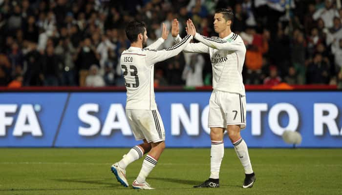 Real Madrid sail into Club World Cup final with 4-0 romp