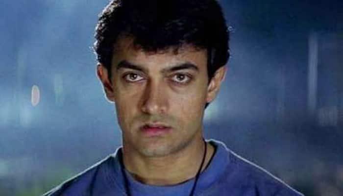 Macho Aamir Khan in 'Ghulam'.