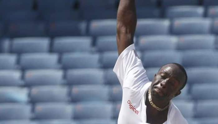 Windies sweating on Kemar Roach injury