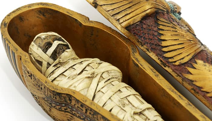 Cemetery of mummies found in Egypt