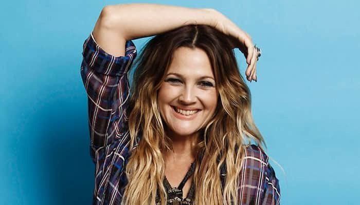 Drew Barrymore 'focused' on shedding baby weight