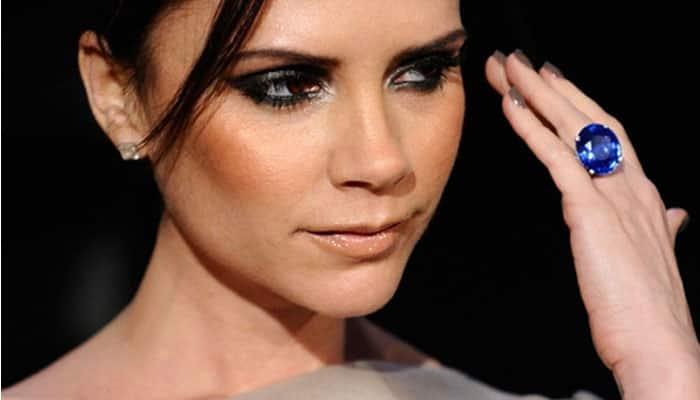 Victoria Beckham likes no-makeup look
