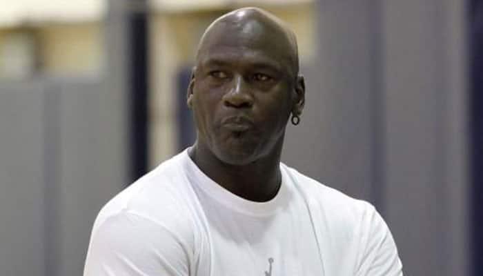 Michael Jordan`s game-worn shoes fetch $33,000